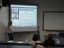 Webconferência com Universidade do México para qualificação de Mestrado 01/10/2013