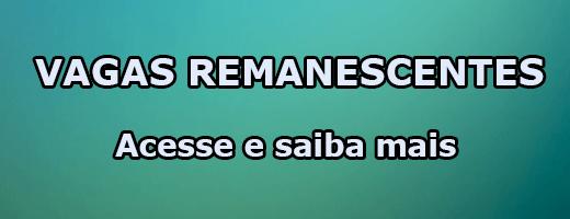 VAGAS-REMANESCENTES